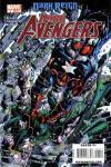 Dark Avengers #4 comic books - cover scans photos Dark Avengers #4 comic books - covers, picture gallery