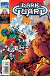 Dark Guard #3 Comic Books - Covers, Scans, Photos  in Dark Guard Comic Books - Covers, Scans, Gallery