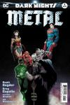 Dark Nights: Metal comic books
