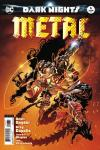 Dark Nights: Metal #6 comic books for sale