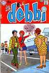 Date with Debbi #10 comic books - cover scans photos Date with Debbi #10 comic books - covers, picture gallery
