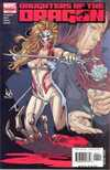 Daughters of the Dragon #4 Comic Books - Covers, Scans, Photos  in Daughters of the Dragon Comic Books - Covers, Scans, Gallery