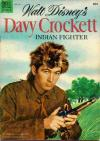 Davy Crockett comic books