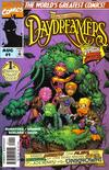 Daydreamers #1 Comic Books - Covers, Scans, Photos  in Daydreamers Comic Books - Covers, Scans, Gallery