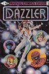 Dazzler comic books