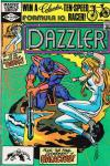 Dazzler #11 comic books - cover scans photos Dazzler #11 comic books - covers, picture gallery
