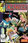 Dazzler #13 comic books - cover scans photos Dazzler #13 comic books - covers, picture gallery