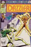 Dazzler #14 comic books - cover scans photos Dazzler #14 comic books - covers, picture gallery