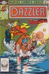 Dazzler #15 comic books - cover scans photos Dazzler #15 comic books - covers, picture gallery