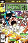 Dazzler #19 comic books - cover scans photos Dazzler #19 comic books - covers, picture gallery
