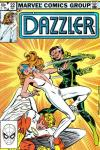 Dazzler #22 comic books - cover scans photos Dazzler #22 comic books - covers, picture gallery