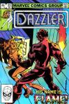 Dazzler #23 comic books - cover scans photos Dazzler #23 comic books - covers, picture gallery