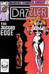 Dazzler #25 comic books - cover scans photos Dazzler #25 comic books - covers, picture gallery