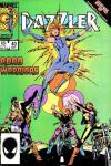 Dazzler #40 comic books - cover scans photos Dazzler #40 comic books - covers, picture gallery