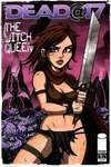 Dead at 17: The Witch Queen comic books