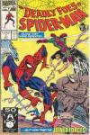 Deadly Foes of Spider-Man comic books