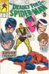 Deadly Foes of Spider-Man #3 comic books - cover scans photos Deadly Foes of Spider-Man #3 comic books - covers, picture gallery