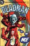 Deadman comic books