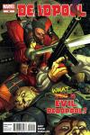 Deadpool #45 Comic Books - Covers, Scans, Photos  in Deadpool Comic Books - Covers, Scans, Gallery