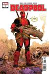 Deadpool comic books