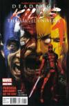 Deadpool Kills The Marvel Universe Comic Books. Deadpool Kills The Marvel Universe Comics.