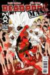 Deadpool Max #8 comic books - cover scans photos Deadpool Max #8 comic books - covers, picture gallery