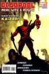 Deadpool: Merc with a Mouth comic books