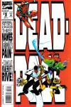 Deadpool: The Circle Chase #3 comic books for sale