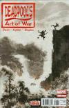 Deadpool's Art of War Comic Books. Deadpool's Art of War Comics.