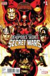 Deadpool's Secret Secret Wars Comic Books. Deadpool's Secret Secret Wars Comics.