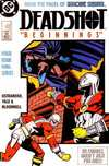 Deadshot # comic book complete sets Deadshot # comic books