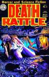 Death Rattle comic books