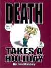 Death Takes a Holiday #2 Comic Books - Covers, Scans, Photos  in Death Takes a Holiday Comic Books - Covers, Scans, Gallery