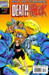 Death Wreck #3 comic books - cover scans photos Death Wreck #3 comic books - covers, picture gallery