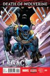 Death of Wolverine: The Logan Legacy #5 comic books for sale