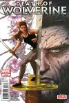 Death of Wolverine #3 comic books for sale