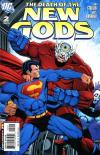 Death of the New Gods #2 comic books for sale