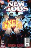 Death of the New Gods #3 comic books - cover scans photos Death of the New Gods #3 comic books - covers, picture gallery