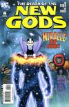 Death of the New Gods #4 comic books - cover scans photos Death of the New Gods #4 comic books - covers, picture gallery