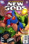 Death of the New Gods #5 comic books for sale