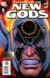 Death of the New Gods #6 comic books - cover scans photos Death of the New Gods #6 comic books - covers, picture gallery