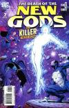 Death of the New Gods #7 comic books for sale