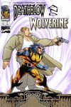 Deathblow/Wolverine #2 comic books - cover scans photos Deathblow/Wolverine #2 comic books - covers, picture gallery