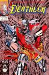 Deathlok comic books