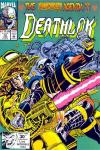 Deathlok #12 Comic Books - Covers, Scans, Photos  in Deathlok Comic Books - Covers, Scans, Gallery