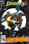 Deathlok #16 Comic Books - Covers, Scans, Photos  in Deathlok Comic Books - Covers, Scans, Gallery