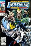 Deathlok #17 Comic Books - Covers, Scans, Photos  in Deathlok Comic Books - Covers, Scans, Gallery
