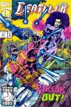 Deathlok #23 comic books - cover scans photos Deathlok #23 comic books - covers, picture gallery