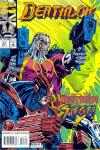 Deathlok #27 comic books - cover scans photos Deathlok #27 comic books - covers, picture gallery