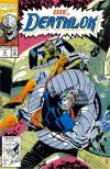 Deathlok #8 Comic Books - Covers, Scans, Photos  in Deathlok Comic Books - Covers, Scans, Gallery